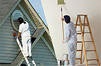 Our Services - Interior & Exterior Paintwork